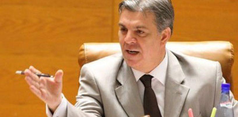 Valeriu Zgonea: Comisia Nana şi-a incheiat activitatea, dăm raportul Parchetului
