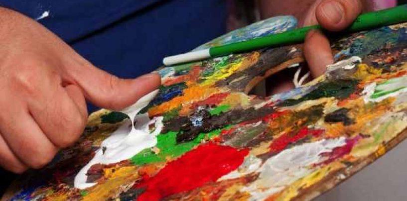 Tabara de creatie artistica la Hodod( judetul Satu Mare)