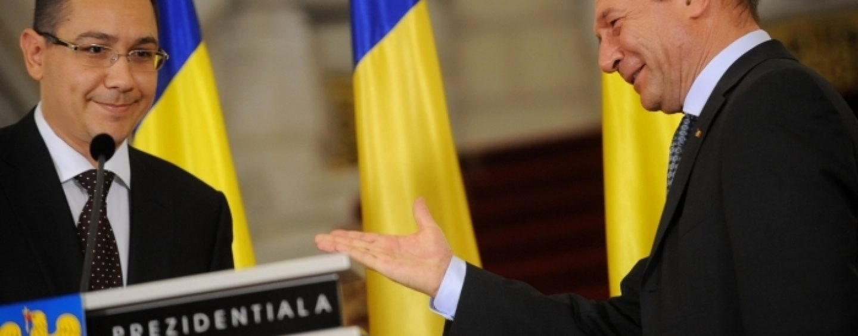 Fara precedent: Traian Basescu arunca pe piata inregistrarea discutiilor avute cu premierul Ponta la Cotroceni pe tema CAS