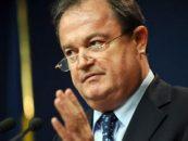 Vasile Blaga: Nu vom colabora cu Traian Basescu, nici cu Udrea sau PMP