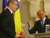 Ce au facut Traian Basescu si Victor Ponta la intalnirea pe tema reducerii CAS