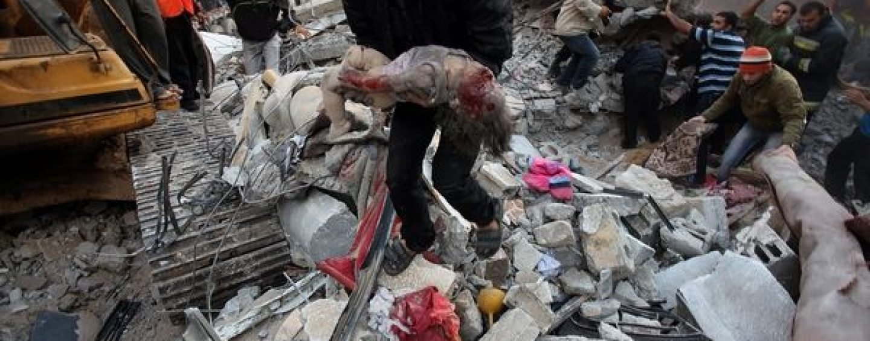 Din nou este razboi. Israelul a lansat 160 de raiduri in Fasia Gaza