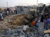 Criza in Israel: Noi raiduri aeriene in Fasia Gaza. 14 morti, printre care femei si copii