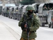 Kievul acuza o agresiune directa a Moscovei asupra teritoriului ucrainean