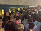 Accident la metroul din Moscova: Bilanțul victimelor a ajuns la 12 morti și 150 de raniti, in urma deraierii unui tren