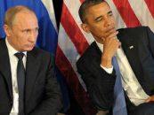 Obama si Putin au discutat telefonic despre tragedia aviatica din estul Ucrainei