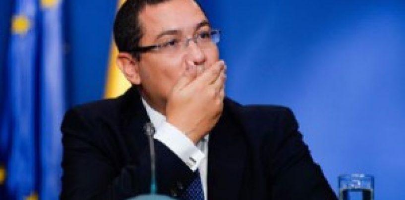 Victor Ponta sustine ca a votat pentru încuviințarea arestării preventive a deputatului Titi Holban