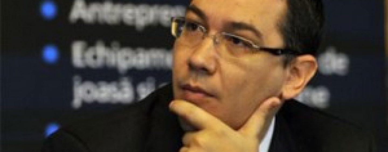 Victor Ponta: Revenirea la pensiile speciale ar insemna deschiderea Cutiei Pandorei