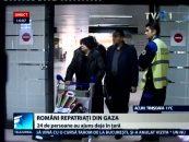 Romanii din Fasia Gaza s-au repatriat din Fasia Gaza, cu ajutorul autoritatilor de la Bucuresti