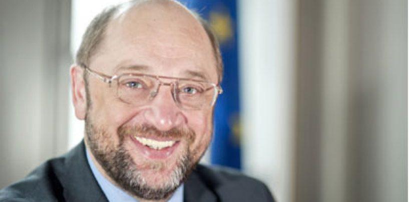 Martin Schulz, reales presedinte al Parlamentului European