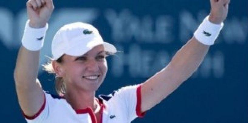Premiera: Simona Halep, in sferturile de finala de la Winblendon