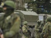 Criza din Ucraina: Rebelii au parasit orasul Slaviansk. Drapelul ucrainean, ridicat din nou