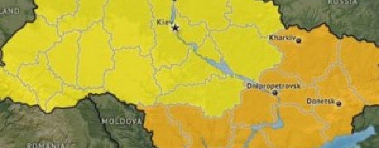 Trupele ucrainiene, cuceresc oras dupa oras in drum spre Donetk