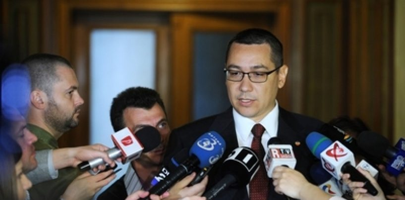 Seful Apelor Romane, demis din functie de Victor Ponta. Inundatiile cat casa, el in concediu