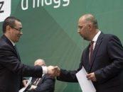 UDMR ramane la guvernare. Premierul Victor Ponta a ajuns la un compromis cu liderii maghiari