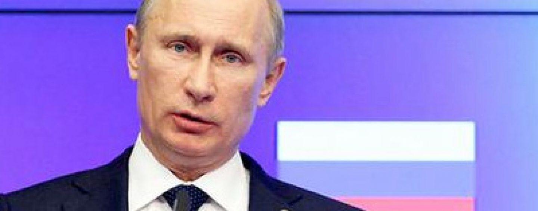Vladimir Putin: Ucraina este singura responsabila pentru avionul prăbuşit