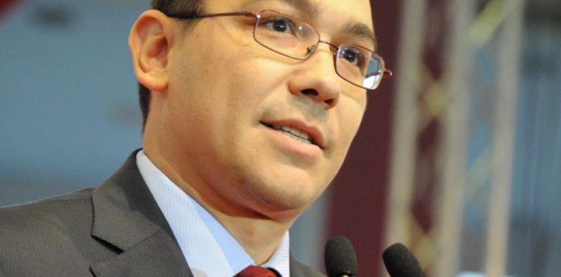 Victor Ponta: Monica Macovei, cea mai mare mizerie politica. Se poate compara cu Ana Pauker, nicidecum cu Mandela