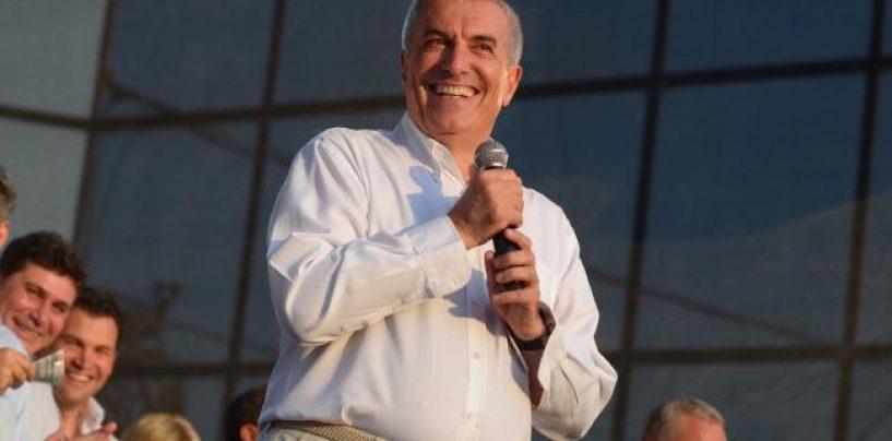 Calin Popescu Tariceanu a pus bazele unui nou partid liberal. Istoria zbuciumata a acestei formatiuni se repeta