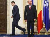 Premierul Victor Ponta a rupt pactul de coabitare cu presedintele Traian Basescu