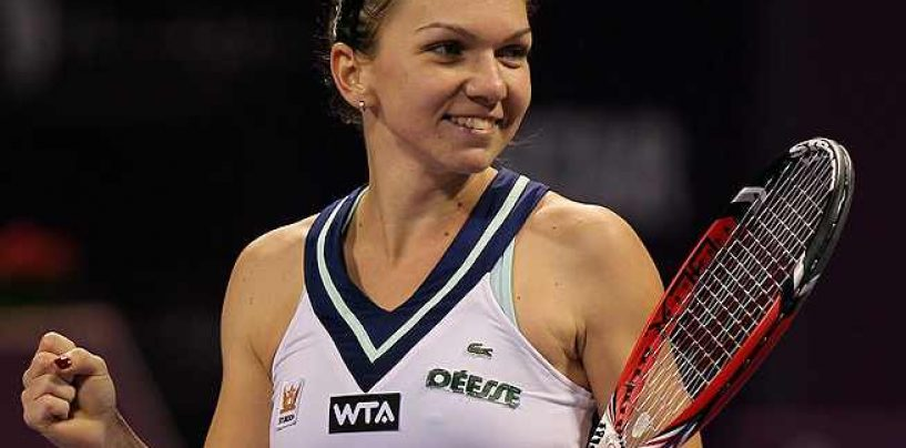 Simona Halep a urcat pe pozitia a doua mondial in ierarhia WTA