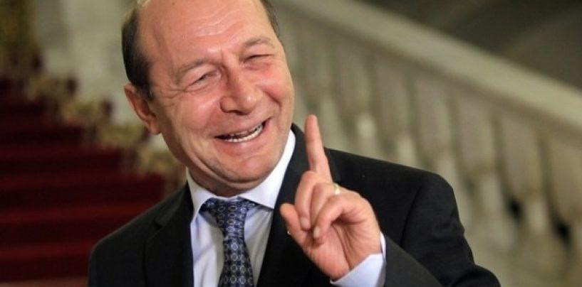 Traian Basescu: Romania va avea un portofoliu la CE de care sa-i nu fie rusine