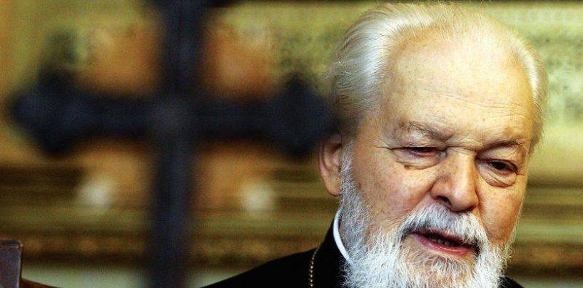 Mitropolitul Banatului, Nicolae Corneanu, s-a stins la varsta de 90 de ani