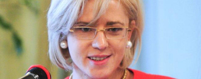 Corina Cretu ar putea fi comisar pentru Politica Regionala. Presedintele CE ar fi confirmat-o in acest post