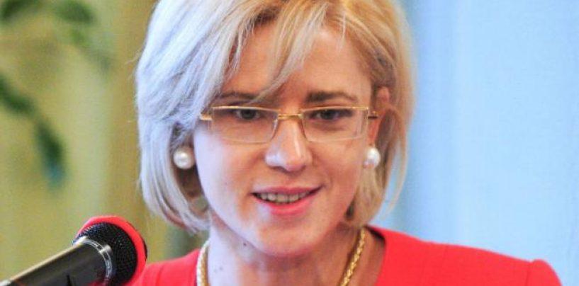 Oficial! Corina Crețu este noul comisar al Comisiei Europene pentru Politici Regionale