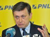 Crin Antonescu: Nu-l sustin pe Iohannis la prezidentiale. Pentru mine e un mare semn de intrebare