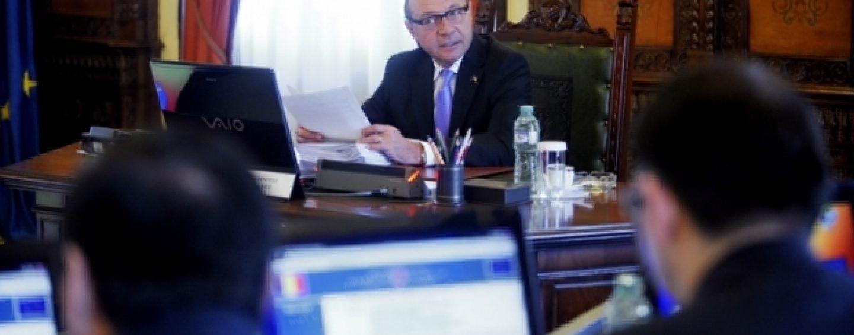 ŞEDINŢĂ CSAT cu miză extrem de importantă pentru România