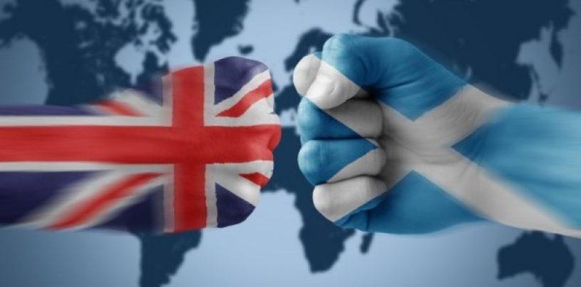 Referendum istoric: Scotienii resping independenta de Marea Britanie