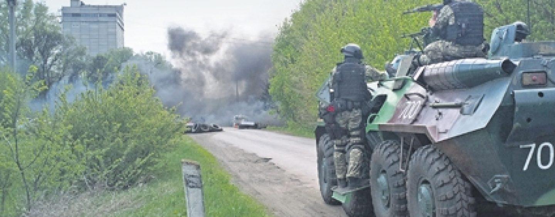 Rusia: s-a comis un genocid împotriva rusofonilor din estul Ucrainei