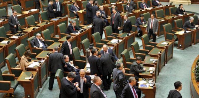 Senatorii vor intra in vacanta electorala timp de o luna de zile
