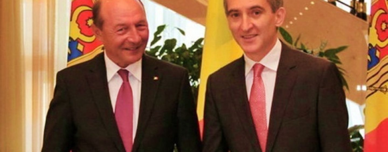 Traian Basescu: Iurie Leanca a lucrat la pana in 1989 la Ambasada URSS