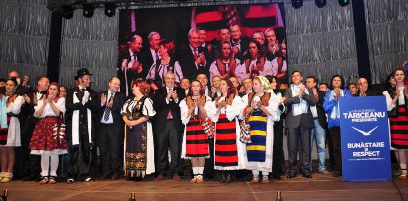 De campanie/Calin Popescu Tariceanu, vizita in Transilvania
