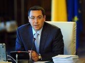 Victor Ponta a declarat susţine o creştere diferenţiată a salariilor bugetarilor