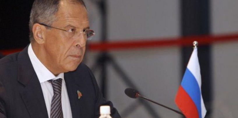 Ministrul de externe rus: Rusia nu poate pierde Ucraina