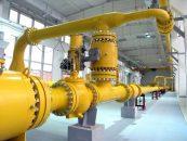 Importurile de gaze din Rusia  au fost reduse cu 18%