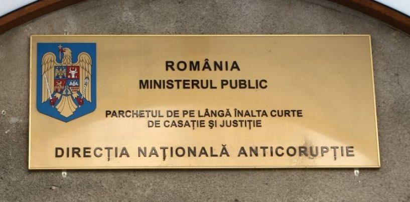 Procurorii DNA efectuează percheziții la sediu CJ Brașov