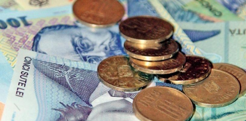 Salariul minim va creste de la inceputul anului 2015. Este vorba de o majorare cu 8 procente