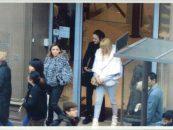 POZE: Elena Udrea şi Alina Bica, procurorul şef DIICOT la cumparaturi în Franţa
