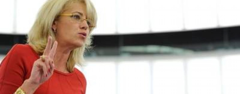 Corina Cretu este audiata azi în comisia REGI din Parlamentul European