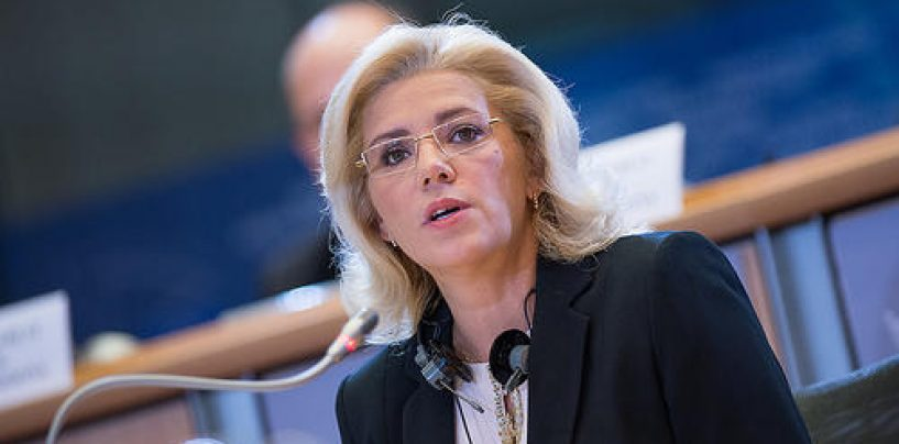 Update! Corina Crețu, în Comisia REGI: Prioritatea mea absolută este crearea de locuri de muncă