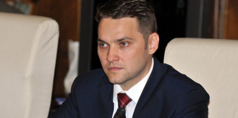 Dan Şova audiat la DNA în acelaşi dosar cu Viorel Hrebenciuc
