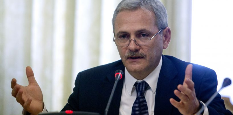 Liviu Dragnea: Mare noroc au unii că prostia nu e încă infracţiune în România