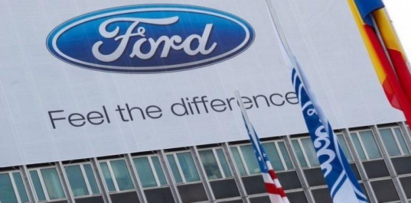 Ford va construi un nou model la uzina din Craiova