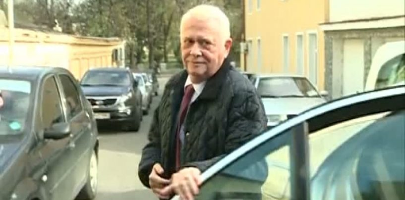 Viorel Hrebenciuc la DNA Braşov: Sunt pregătit. Nu mi-e frică