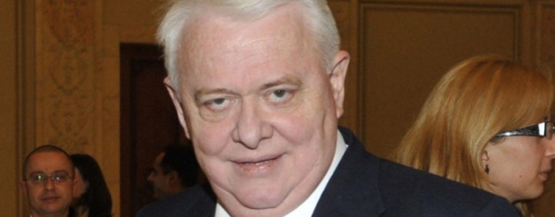 Viorel Hrebenciuc a fost reţinut pentru 24 de ore de procurorii DNA