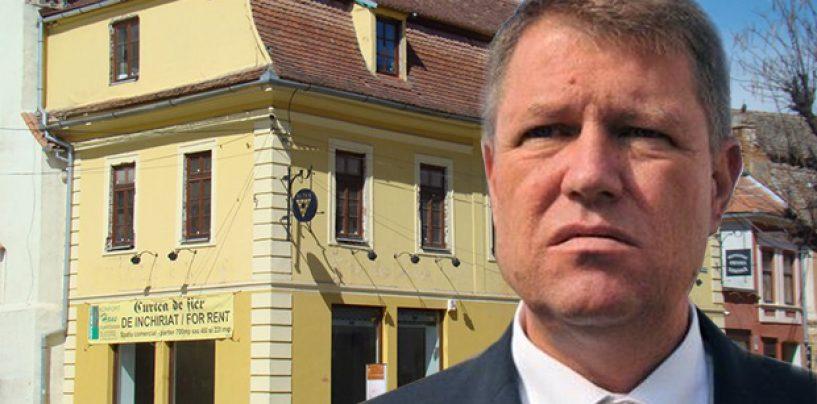 Reteaua samsarilor imobiliari din Sibiu, controlata de Iohannis. Cum s-au intocmit actele de retrocedare a unui imobil intr-o singura zi