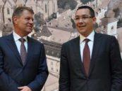 Sondaj INSCOP: Ponta câştigă în faţa lui Iohannis cu 57-43 în turul II